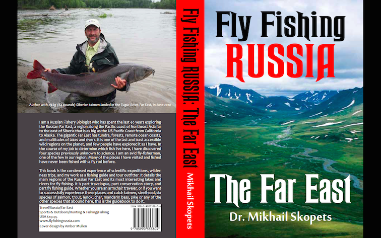 Fly Fishing Russia Mikhail Skopets